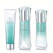 台鹽綠迷雅基礎保養組合-活潤深層潔顏霜110ml+化妝水170ml+活膚露120ml