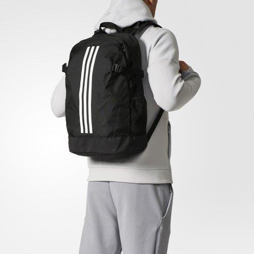 玉米潮流本舖 ADIDAS BR5863 黑白 中性 雙肩 運動休閒 後背包