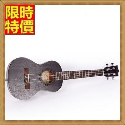 烏克麗麗 ukulele-桃花心木合板26吋夏威夷吉他四弦琴樂器3款69x31[獨家進口][米蘭精品]