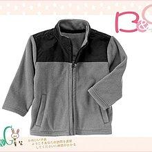 【B& G童裝】正品美國進口Crazy8 Athletic  Microfleece Jacket灰色軟刷毛外套12-18mos