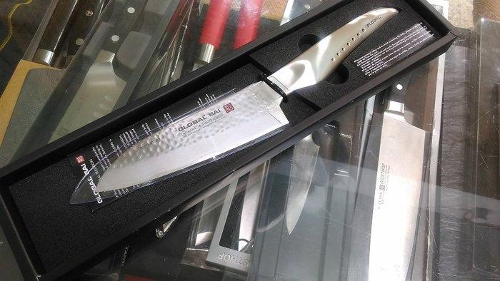 J《GLOBAL具良治》SAI三德刀 13.5公分#型號:SAI-M03 日本製造