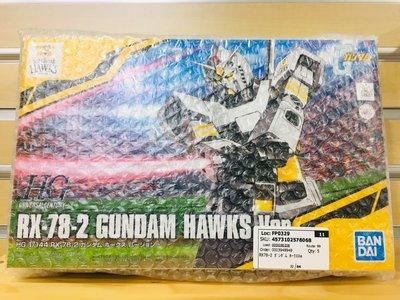 BANDAI?40週年 機動戰士鋼彈 X日本職棒 HG 1/144 RX-78-2 GUNDAM HAWKS Ver.