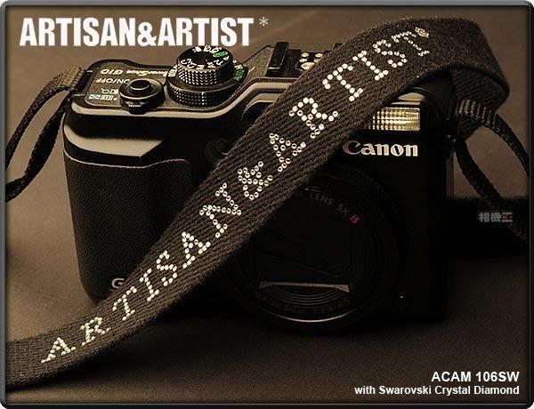 ☆相機王☆Artisan & Artist ACAM 106 SW﹝施華洛世奇水晶鑽肩帶﹞ACAM-106SW (4)