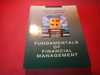 【愛悅二手書坊 12-12】Fundamentals of Financial Management