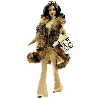 【Barbie 芭比娃娃收藏館】2001【Spotted On The Scene™ 會員芭比專屬服飾】全新已絕版逸品