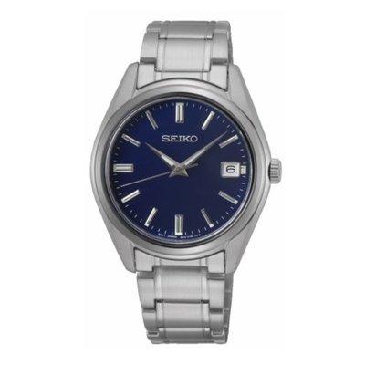 可議價 SEIKO精工 女 簡約經典時尚石英錶 (SUR317P1) 36mm