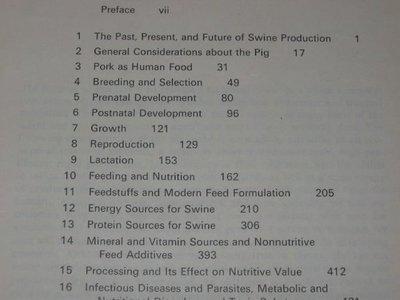 二姑書坊: Swine Production In Temperate And Tropical Environments