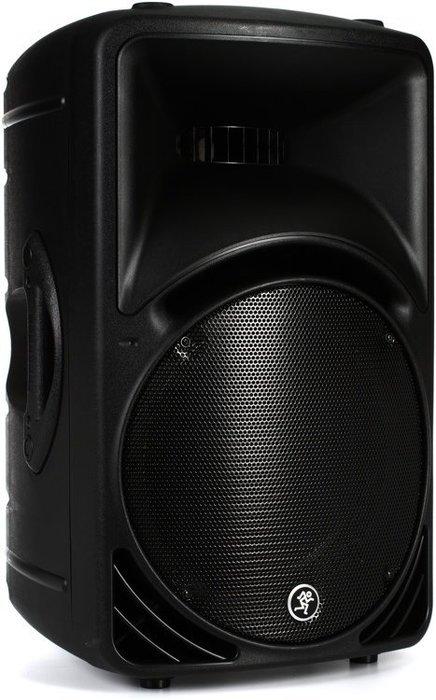 【昌明視聽】Mackie C300Z 美國名牌專業級舞台喇叭10吋 300瓦 2音路設計 舞台外場 PUB 禮堂 教會