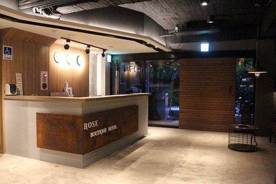 @~ 阿笨先生 ~@ 台北市玫瑰精品旅館西門館玫瑰客房住宿禮券 ~ 交通非常便利,遊台北最佳選擇