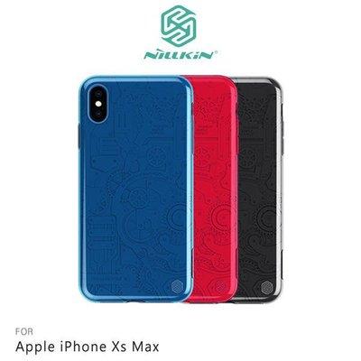 *PHONE寶*NILLKIN Apple iPhone Xs Max 械甲保護殼 防摔殼 高出鏡頭設計 鏡頭防刮