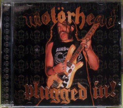 Motorhead - Plugged In! @B 二手英版
