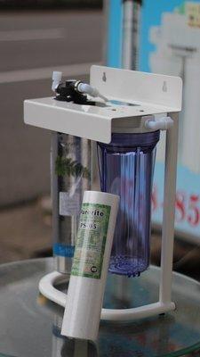 [國王淨水](D012G) 兩道G型架 愛惠浦 S104 淨水器 濾水器 RO可參考