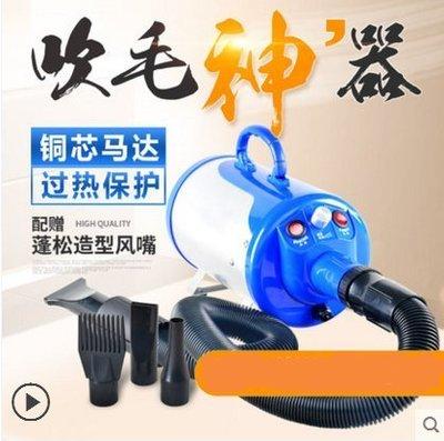 【興達生活】喜樂蒂 寵物吹水機/吹風機 犬貓可用 2000W大功率 銅芯馬達 四層降噪「專業版可調速」、靜音大型`7596