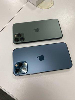 女用 二手 Apple iPhone 11 Pro 256g 夜幕綠 可面交 新北台北