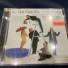 *還有唱片行*THE MAVERICKS / MUSIC FOR ALL 二手 Y11701