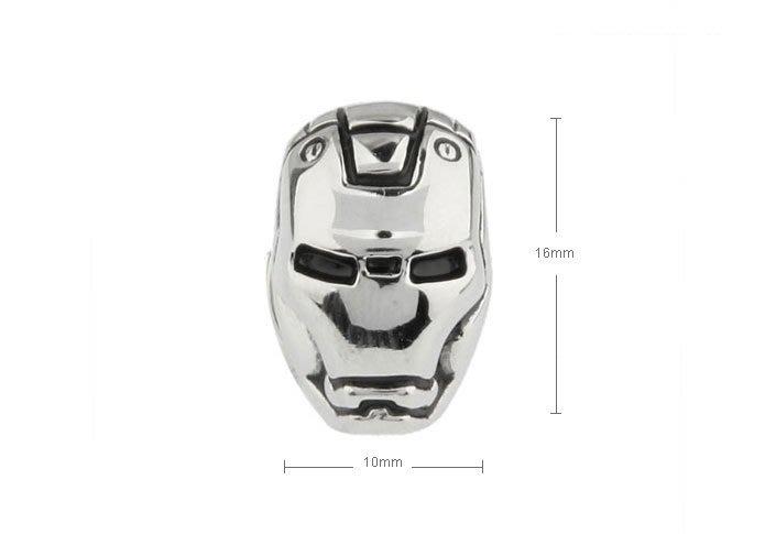 ☆TA精品☆ 男士精品-頭盔造型 胸針171329