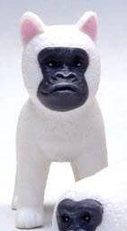 【動漫瘋】 日本正版 代理 轉蛋 扭蛋 猩猩臉動物大集合 單售 狗  [ 非 戽斗動物園]
