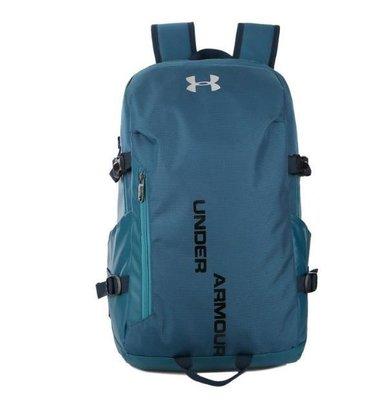 UA安德瑪 雙肩包 防水休閒旅行包 男女運動電腦書包 後背包