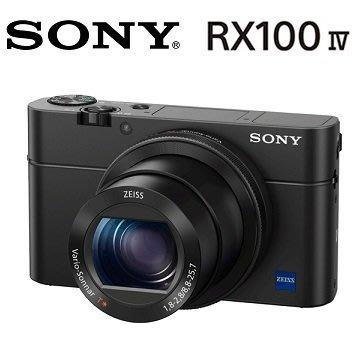 展示出清!SONY RX100IV DSC-RX100M4 限量送電池+32G高速卡+座充+保護貼+吹球清潔組