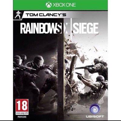 【數位版】XBOX ONE虹彩六號:圍攻Rainbow Six Siege