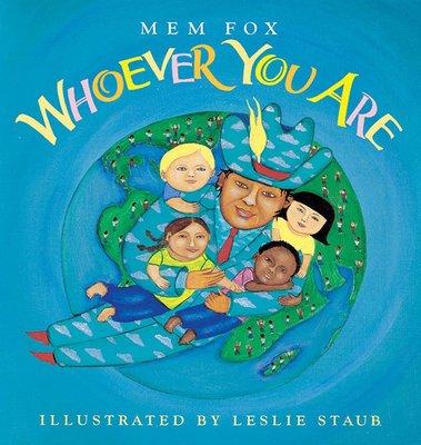 *小貝比的家*WHOEVER YOU ARE世界各地文化英文繪本/平裝/3-6歲/多元文化教育