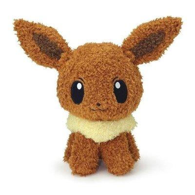 尼德斯Nydus 日本正版 精靈寶可夢 神奇寶貝 Pokemon 絨毛玩偶 娃娃 伊布 Eevee