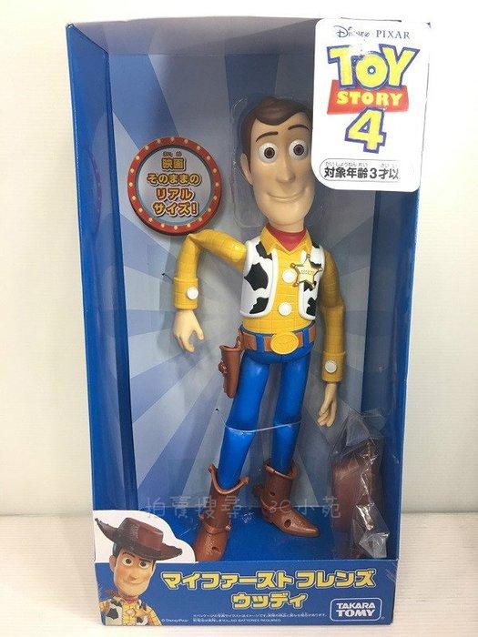 【3C小苑】DS13099 麗嬰 日本 TAKARA TOMY 多美 玩具總動員 TS4 胡迪電影公仔 生日 禮物
