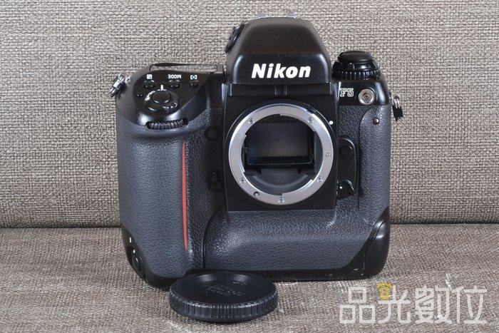 【品光數位】Nikon F5 BODY 單機身 專業底片相機 單眼相機  #88337T