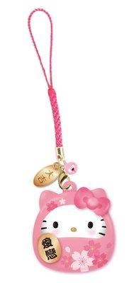 Hello Kitty 達摩3D造型 悠遊卡-櫻花限定版