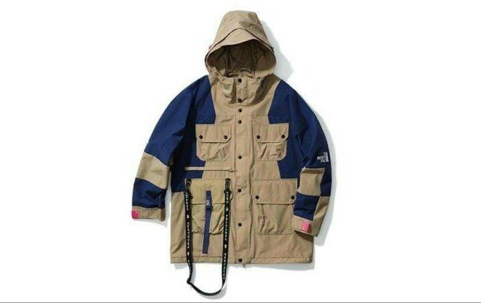 The North Face TNF 北臉 Kazuki Pink 倉石一樹 多口袋防風 外套 Mountain Light Jacket 卡及色 藍色 各尺寸