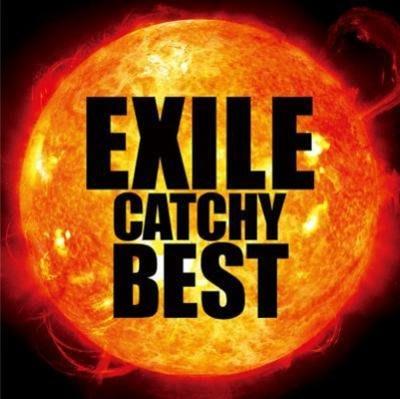 台版全新未拆 --- EXILE ( 放浪兄弟 )  ~ CATCHY BEST EXILE ( CD+DVD )