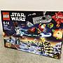 未開封 LEGO 75097 STAR WARS