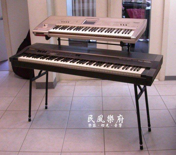 《民風樂府》台灣製 ㄇ型 電子琴 數位鋼琴架 KORG YAMAHA電鋼琴都可用