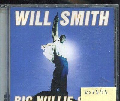 *真音樂* WILL SMITH / BIG WILLIE STYLE 二手 K25573