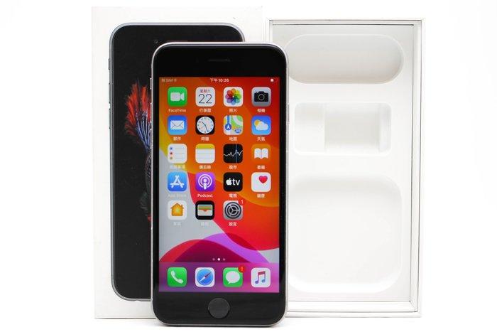 【高雄青蘋果3C】Apple iPhone 6s 16GB 太空灰 4.7吋 iOS 13.3.1#46837
