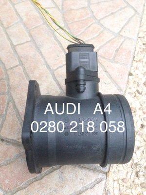 奧迪 AUDI  A4 B6 空氣流量計 [老車DIY]
