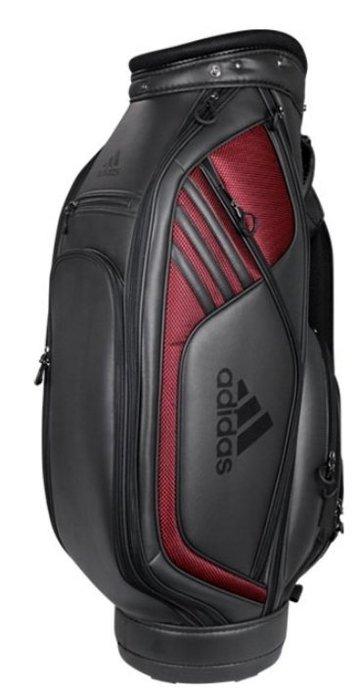 Adidas Golf 高級皮革袋 全新品 Adidas Taiwan 公司貨