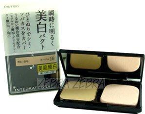 Shiseido~資生堂~Integrate Gracy 瞬間淨白水粉餅~11g~可面交~全新~