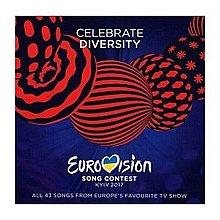 歐洲歌唱大賽2017特輯 Eurovision Song Contest 2017 Kyiv  2CD--5738001