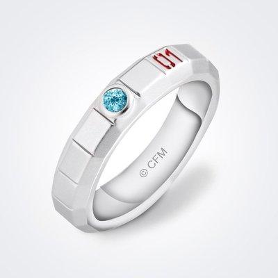 初音未來MIKU周邊指環二次元動漫禮物戒指交叉組合對戒男女