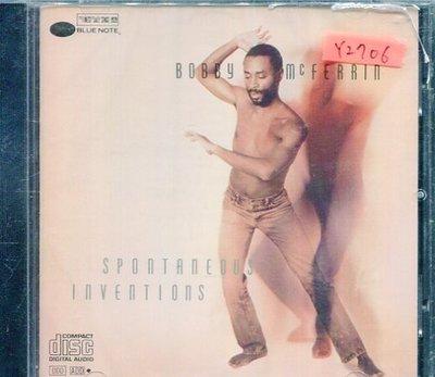 *還有唱片行* BOBBY MCFERRIN / SPONTANEOUS 全新 Y2706 (殼破.149起拍)