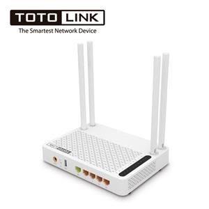 喬格電腦 TOTOLINK A2004NS AC雙頻 超世代Giga路由器