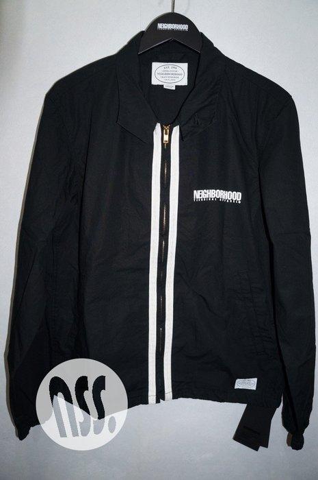 「NSS』NEIGHBORHOOD 16 RACING / C-JKT 工作外套 夾克 黑M