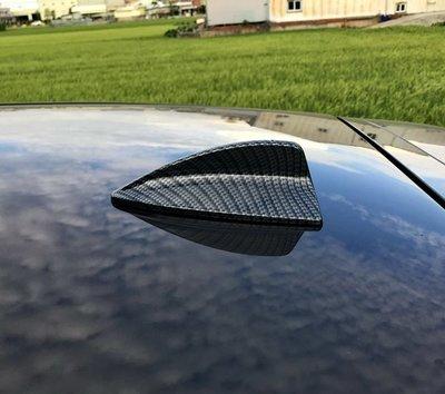 圓夢工廠 Hyundail 現代 Elantra / Super Elantra 改裝 鯊魚鰭 飾貼 鍍鉻銀 碳纖紋