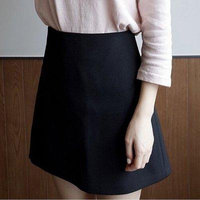 女a字裙子半身裙大碼高腰百搭顯瘦修身職業一步裙短裙