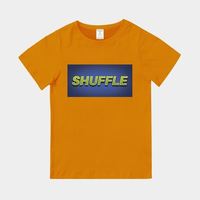T365 MIT 親子裝 T恤 童裝 情侶裝 T-shirt 標語 話題 口號 美式風格 slogan SHUFFLE