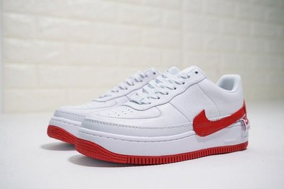 NIKE Wmns Air Force 1 Jester XX Order 白紅 女款 AO1220-106