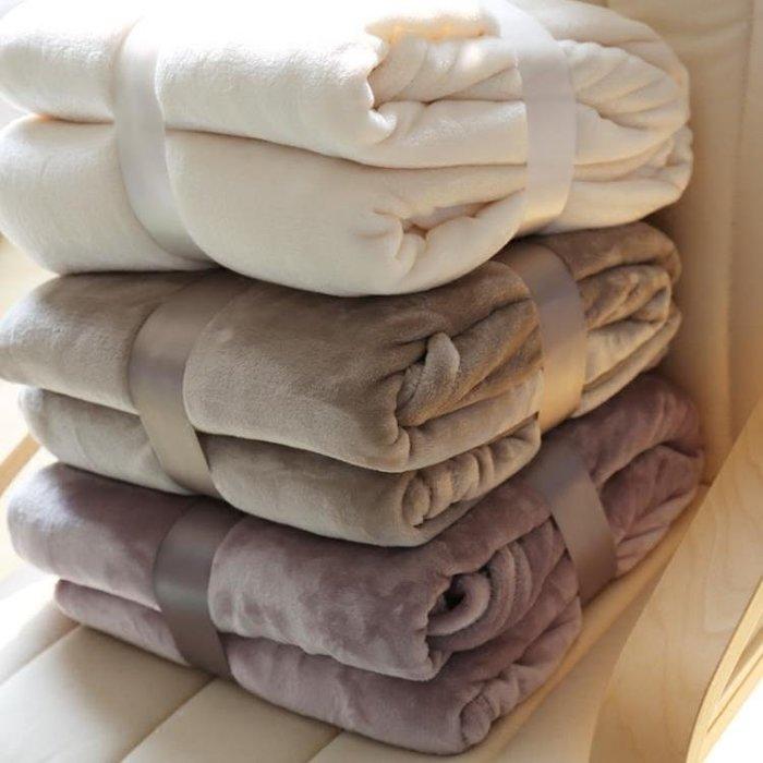 出口毛毯珊瑚絨毯子冬季加厚保暖法蘭絨床單雙人毛巾被沙發午睡毯