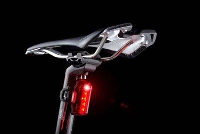 ~騎車趣~全新DOSUN LR200  LED尾燈 後燈 警示燈 刀型 水滴座管 後下叉 可用