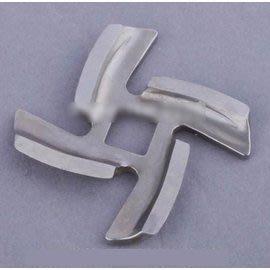 【絞肉機配件-不銹鋼刀片-G21b G31b】G21b G31b系列絞肉機配件 不銹鋼刀片-8001004